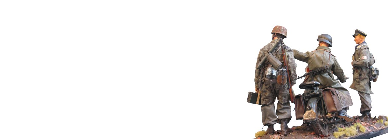 Figurine soldat miniature