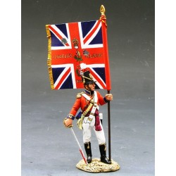 Officier porte-drapeau d'infanterie Britannique, Cold Streams