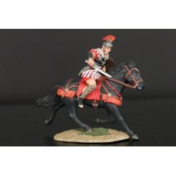 Général Romain au combat