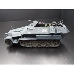 Véhicule blindé semi-chenillé Allemand HANOMAG Sdkfz 251, Wehrmacht