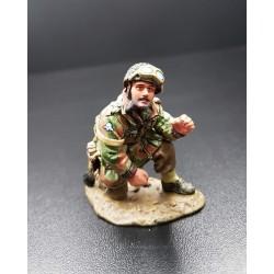 Parachutiste Britannique, servant de mortier n°2, 1944 - Market Garden