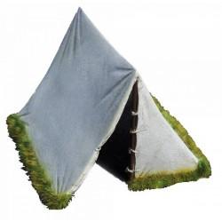 Tente militaire de campagne BIVI, sable