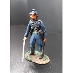 Officier d'infanterie, Etats de l'Union, nordistes, guerre de sécession 1861-1865