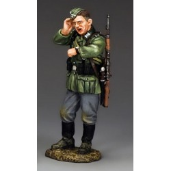 Soldat d'infanterie Allemand - Wehrmacht - 1939-1945