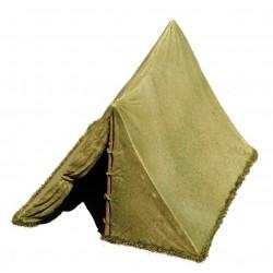 Tente militaire de campagne BIVI, olive