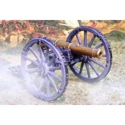 Canon, artillerie à cheval Britannique