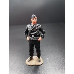 Tankiste Allemand, équipage d'un char TIGRE, 1942-1945