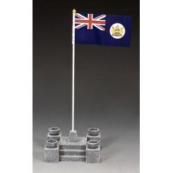 Drapeau de la colonie Britannique de Hong-Kong, 1842-1997