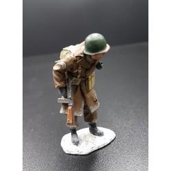 Sous-officier d'infanterie Américain, Ardennes-Bastogne, hiver 1944-45