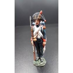 Grenadier à pied de la garde impériale Française, au garde-à-vous