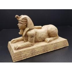 Statue Egyptienne d'un sphynx, Egypte antique