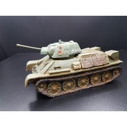 Char Soviétique T34