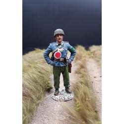 Policier militaire des parachutistes Allemands, escadron routier