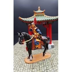 Officier impérial Chinois, Chine impériale , 1711-1799