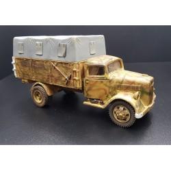 Camion de transport OPEL BLITZ - Wehrmacht - Normandie, été 1944
