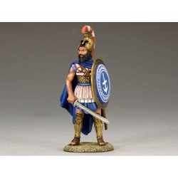 Marin Athénien, 5e siècle avant J.C., infanterie de marine Grecque