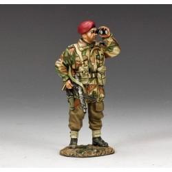 Lieutenant parachutiste Britannique Jack GRAYBURN, Arnhem 1944