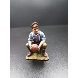 """Albert Victor BUTLER dit """"Ben"""" , footballer, 1914-1916"""