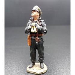 Officier chef de chars, Panzerdivision Allemande, 1942-1945