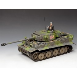 Char lourd TIGRE 1 114 Ausf B Allemand, Normandie 1944
