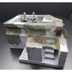 Bunker Allemand, Normandie 1944