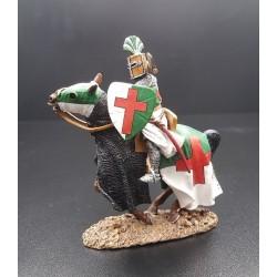 Sir Walter de la Mer, chevalier Normand-Irlandais, période des croisades