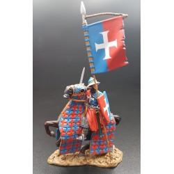 Porte-bannière du Roi d'Angleterre, Robert of Abbottsinch, chevalier Ecossais
