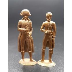 L'empereur Napoléon et l'aiglon, duc de Rechstadt, son fils