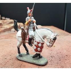 Cavalier de l'armée impériale Chinoise, +300 après JC