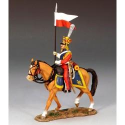 Chevau-léger lancier du 2e régiment, dits Hollandais, garde impériale Française