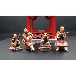 orchestre de cour, Chine impériale ancienne