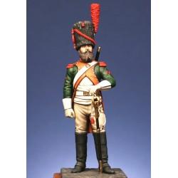 Sapeur des dragons Français du 30e régiment, 1809