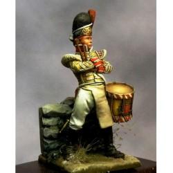 Jeune tambour d'infanterie Britannique, Albuhera