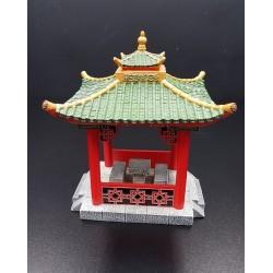Décors-dioramas, Pagode Chinoise de jardin d'agrément