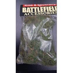 Décors-dioramas, ensemble de mauvaises herbes, pour camouflage