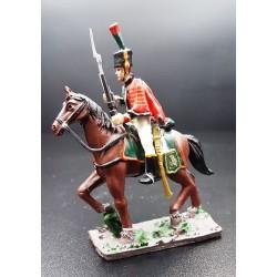 Chasseur à cheval Français, 1er empire 1805-1814, courrier