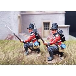 2 fusiliers d'infanterie de la ligne Britannique, 2e régiment des Foot guards