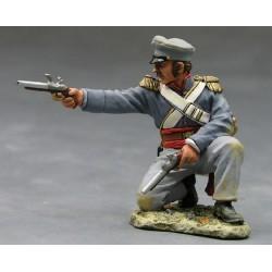 Volontaire de la Nouvelle-Orléans Joseph KERR, FORT ALAMO, 1836