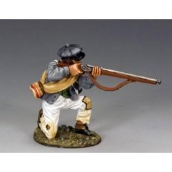 Volontaire de la Nouvelle-Orléans CHARLES HENRY CLARK, FORT ALAMO, 1836