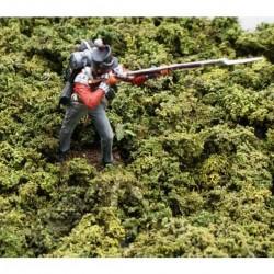 Décors, dioramas, mauvaises herbes, à disséminer