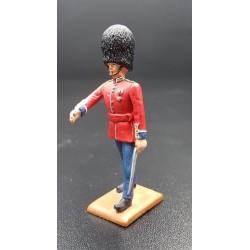 Officier Britannique des grenadiers de la Garde de la Reine