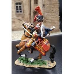 Officier d'artillerie à cheval, garde impériale Française 2