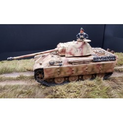 Panzer PANTHER AUSF. G Allemand, Normandie 1944