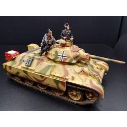 Char Allemand T34 - 76 converti , 1942 - 1945