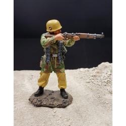 Parachutiste Allemand, fallschirmjäger, tirant, Afrika Korps 1943