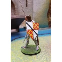 Lord Edward ESPENCER, bataille de CRECY 1346, guerre de 100 ans