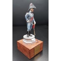 Général Gaspard GOURGAUD, aide de camp de NAPOLEON, 1783-1852 90mm