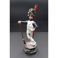 Grenadier à pied de la garde impériale Française, 1804-1815