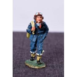 pilote de chasse Britannique, sergent Ginger LACEY, Royal Air Force