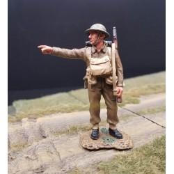 Sergent-major d'infanterie Britannique, bataille de France, Dunkerque 1940